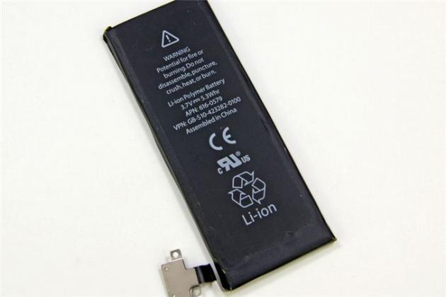 Η μπαταρία του iPhone 5S και του iPhone 5C