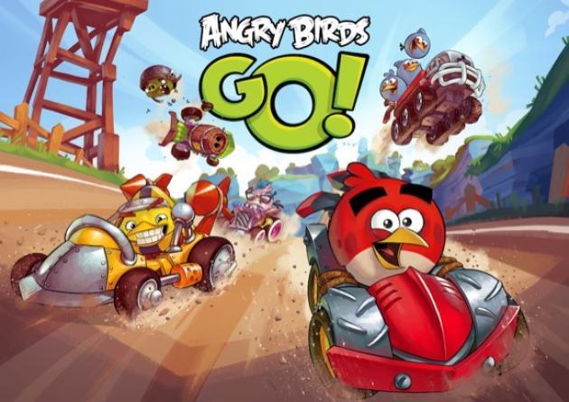 Angry Birds Go, το racing game της Rovio έρχεται...