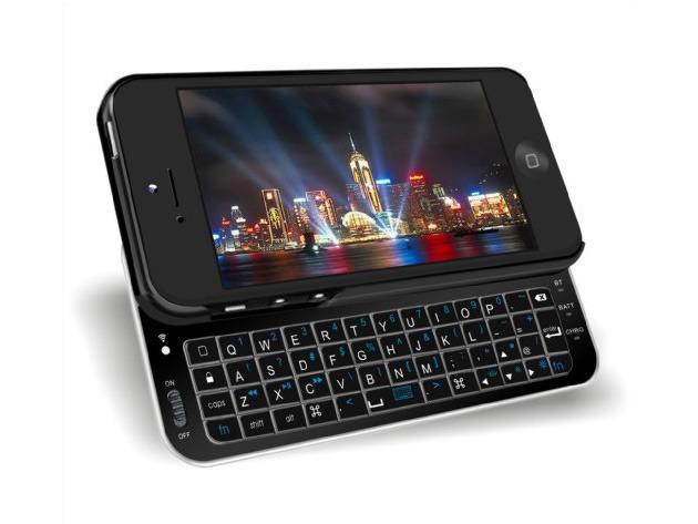 Sliding Bluetooth Keyboard Case: η νέα θήκη πληκτρολόγιο για το iPhone 5/5s