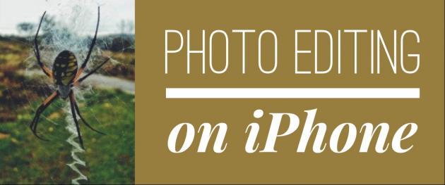 Αξιόλογες εφαρμογές για απευθείας επεξεργασία φωτογραφιών μέσα από το iPhone ή το iPad