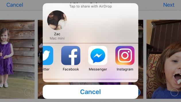 Απευθείας δημοσίευση ενός Instagram Post μέσα από την εφαρμογή των Φωτογραφιών (Photos App)
