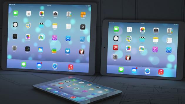 Φήμη ή γεγονός οι 12.9 ίντσες στο νέο iPad και η παραγωγή μεγαλύτερου iPhone;