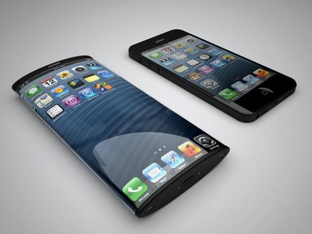 Με κυρτή οθόνη και βελτιωμένους αισθητήρες τα επόμενα iPhone;
