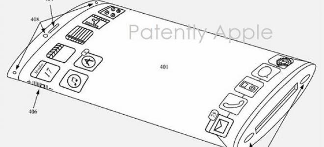 Η Apple κατοχύρωσε δίπλωμα ευρεσιτεχνίας για την κατασκευή κυρτών οθονών