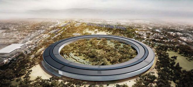 Τελική έγκριση για το Apple Campus 2