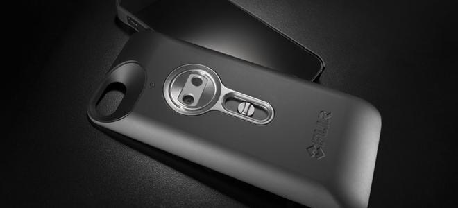 Flir One: η πρώτη θερμική κάμερα για το iPhone