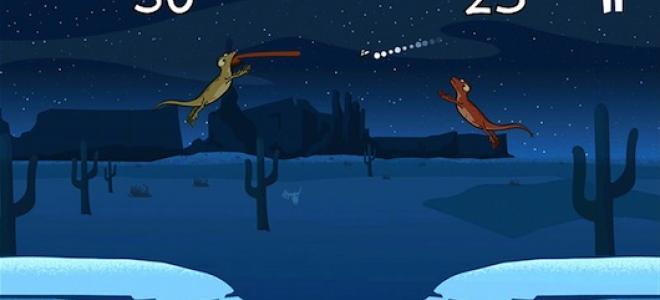 Hungry Lizards: το Atari στο iOS σας