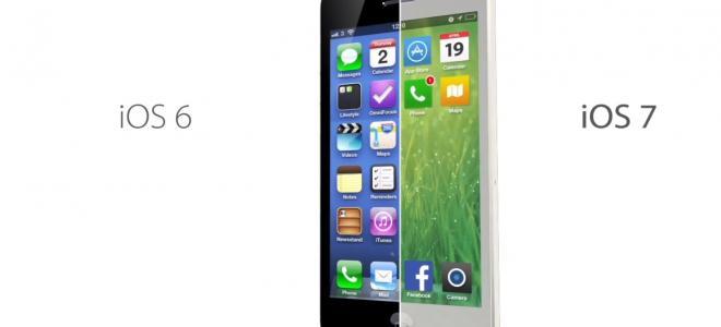 Το 74% των Apple κινητών συσκευών τρέχουν το iOS 7