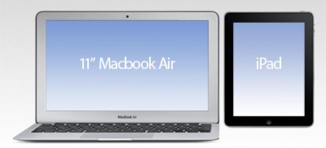 Το iPad κερδίζει έδαφος στα Tablets για το 2013, όταν τα MacBooks χάνουν από τα Chromebooks