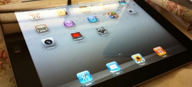iPad 3 με οθόνη 2048x1536