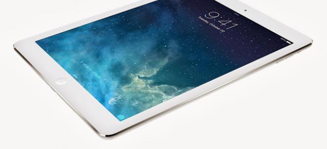 Το iPad Air από σήμερα και στην Ελλάδα!