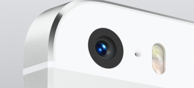 Η αναβαθμισμένη κάμερα του νέου iPhone 5S και του νέου iPhone 5C