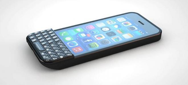 Typo Keyboard Case: φυσικό πληκτρολόγιο για το iPhone