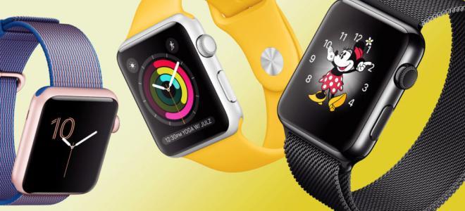 Τι να περιμένουμε από το Apple Watch 2;
